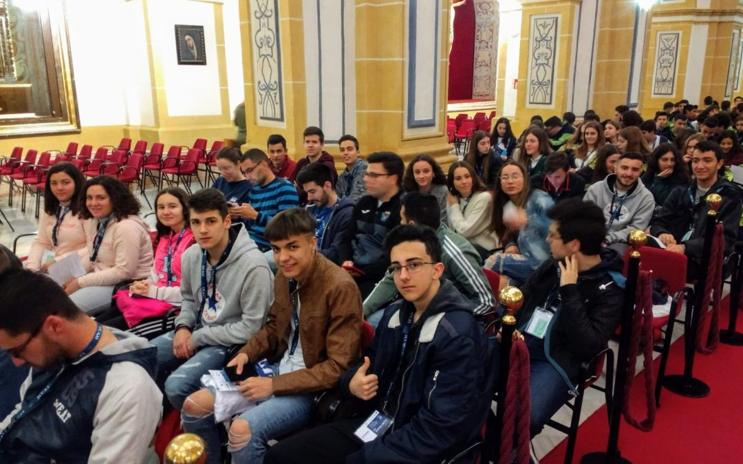 Visita a la Universidad Católica de Murcia