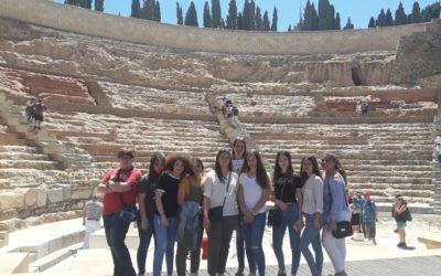 Visita a las ruinas romanas de Cartagena