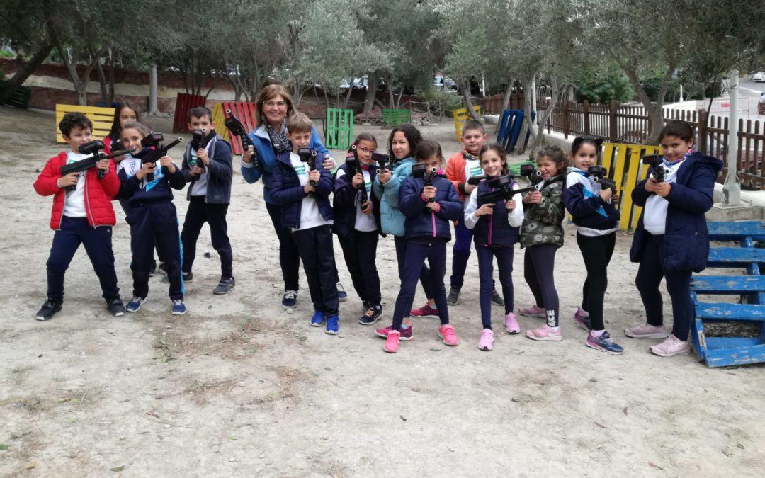 Excursión al Parque de los Juncos en Molina de Segura (Murcia)