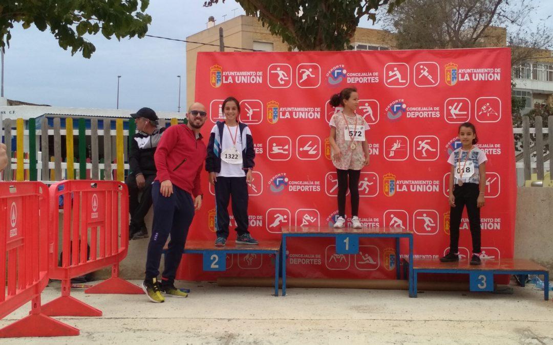 Deporte Escolar: Campo a través local