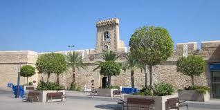 Excursión a la ciudad de Santa Pola (Alicante)