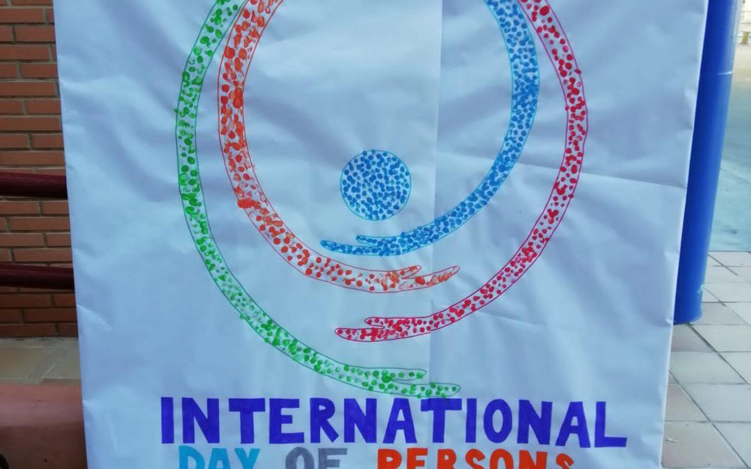 Celebramos el Día Internacional de la Personas con Discapacidad