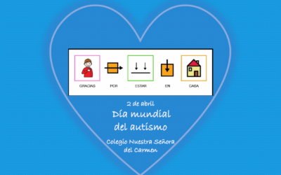 Día Mundial del Autismo, 2 de abril.