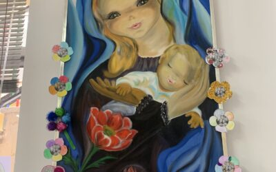 Celebramos La Virgen del Rosario 2020