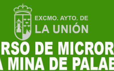 """Entrega de premios del I Concurso de Microrrelatos """"Una Mina de Palabras"""""""