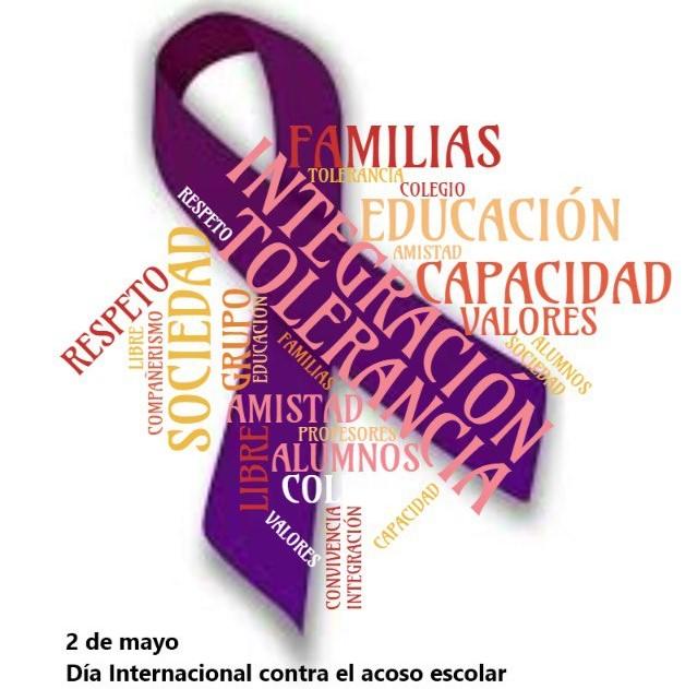 Día Internacional contra el Bullying o el Acoso Escolar